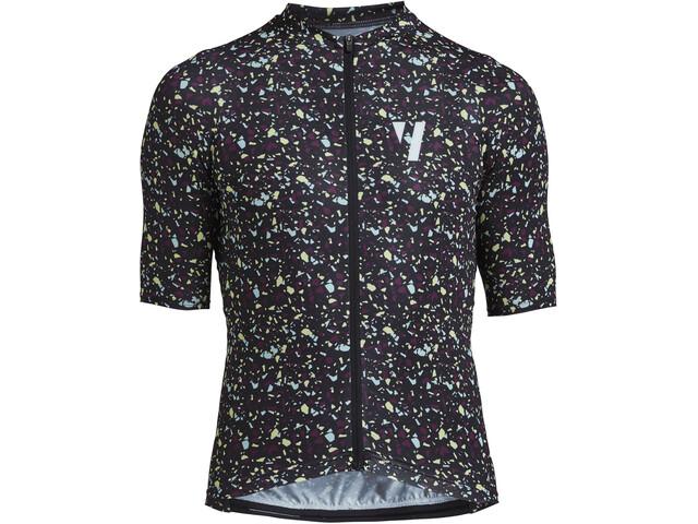 VOID Print 2.0 Maglietta a maniche corte Uomo, black
